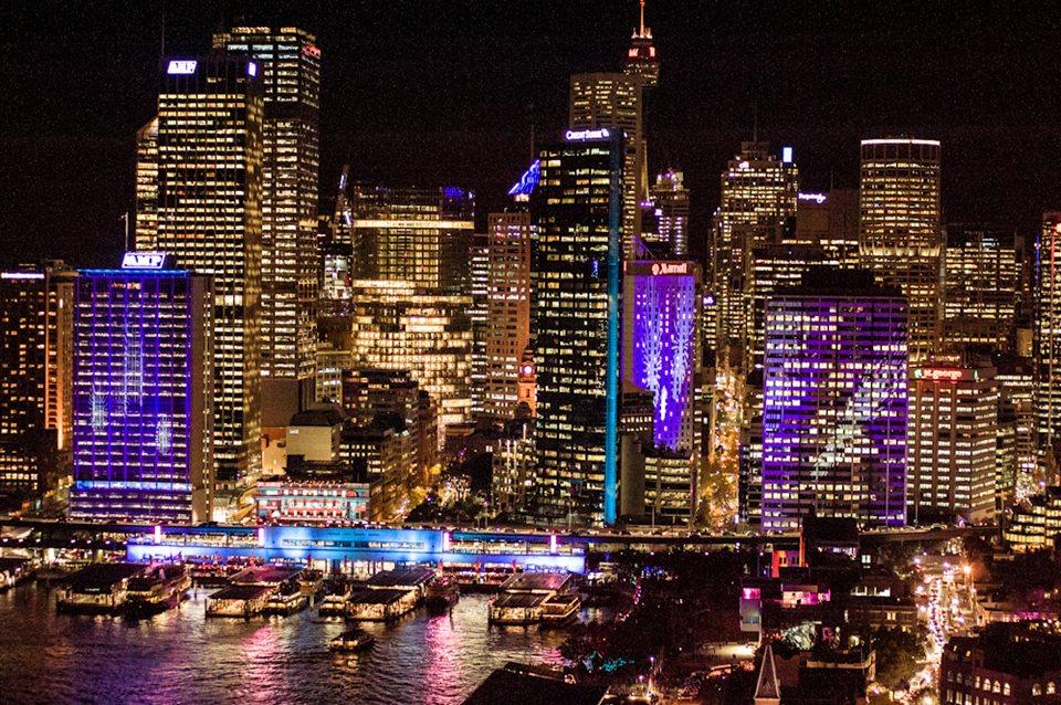 festivbG Фестиваль света в Сиднее