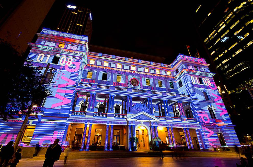 festivbI Фестиваль света в Сиднее