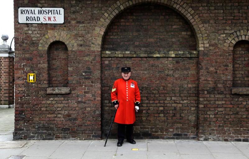 londoner01 800x510 Олимпийские портреты: Лондонцы