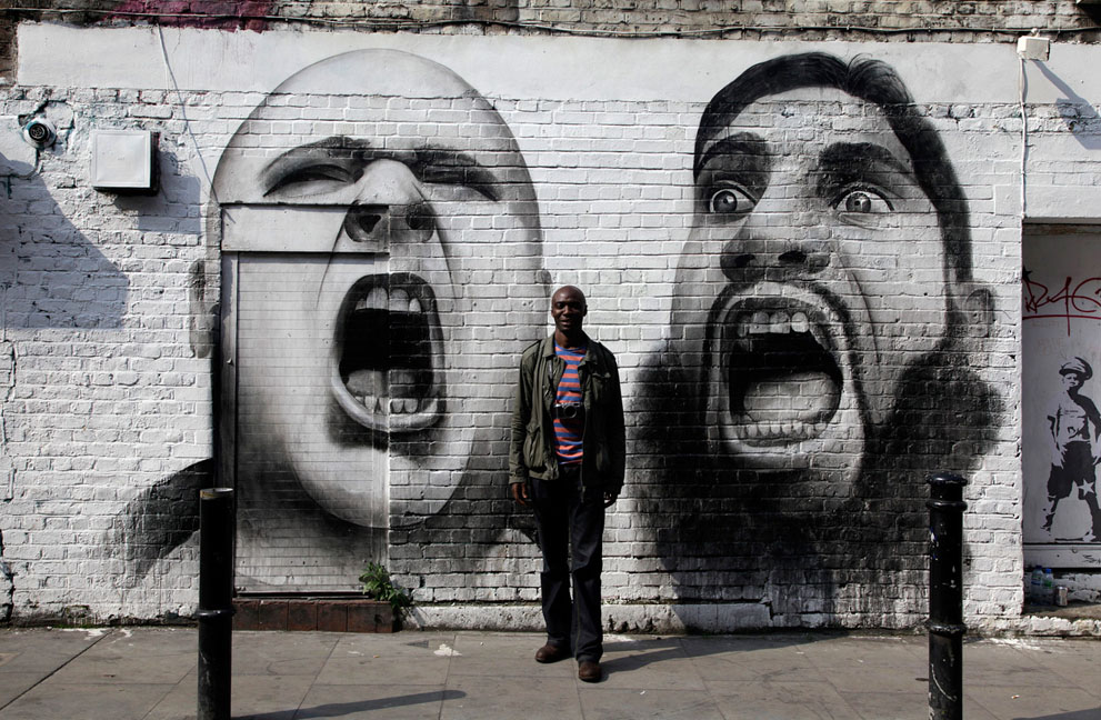 londoner03 Олимпийские портреты: Лондонцы