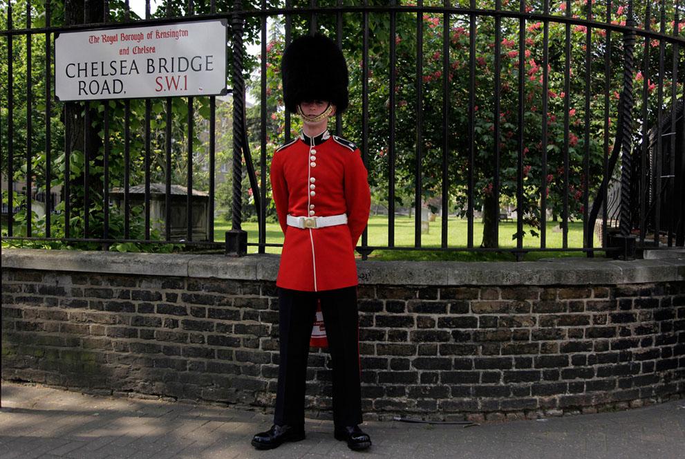 londoner10 Олимпийские портреты: Лондонцы