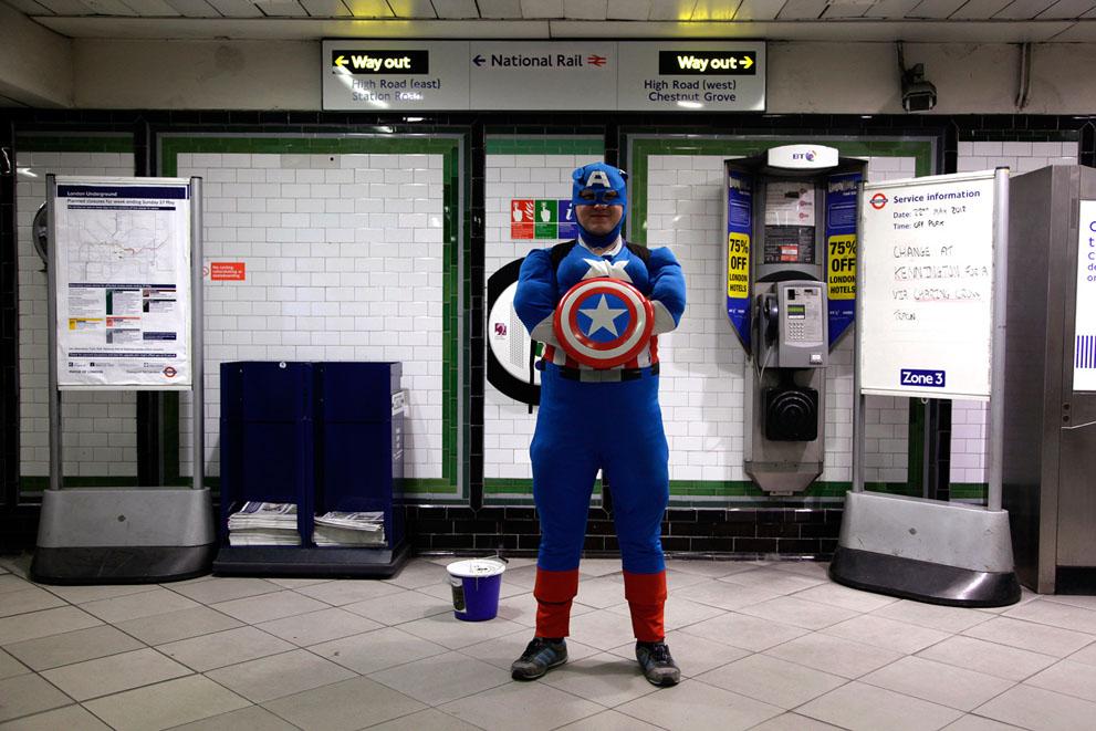 londoner16 Олимпийские портреты: Лондонцы