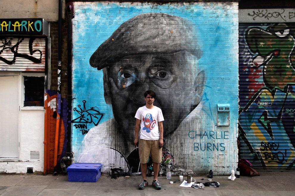 londoner22 Олимпийские портреты: Лондонцы