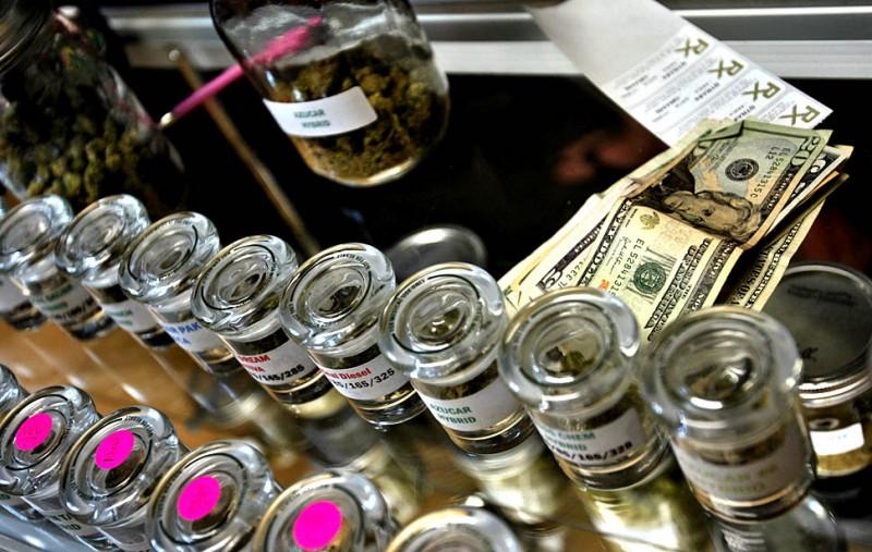 Заработок на медицинской марихуане