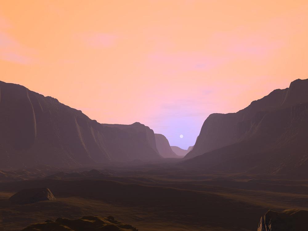 planets 1 Иные миры: Далекий космос глазами художника