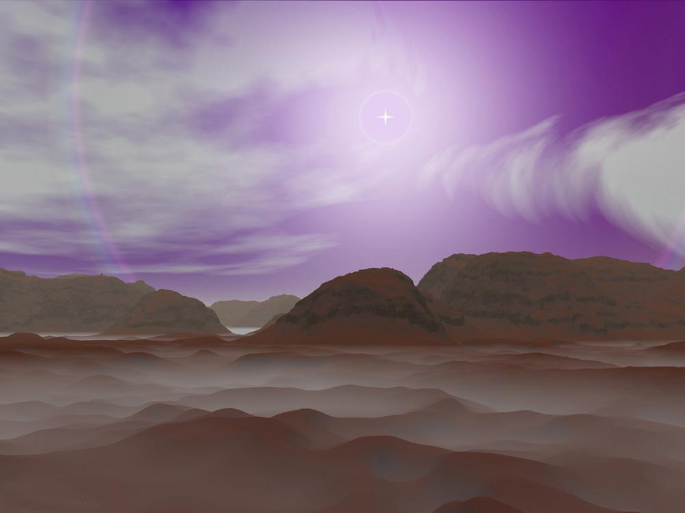 planets 10 Иные миры: Далекий космос глазами художника