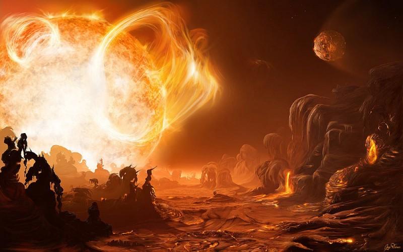 planets 11 800x500 Иные миры: Далекий космос глазами художника