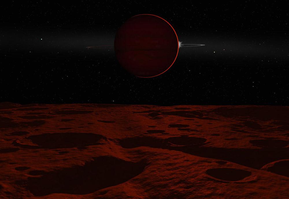 planets 4 Иные миры: Далекий космос глазами художника