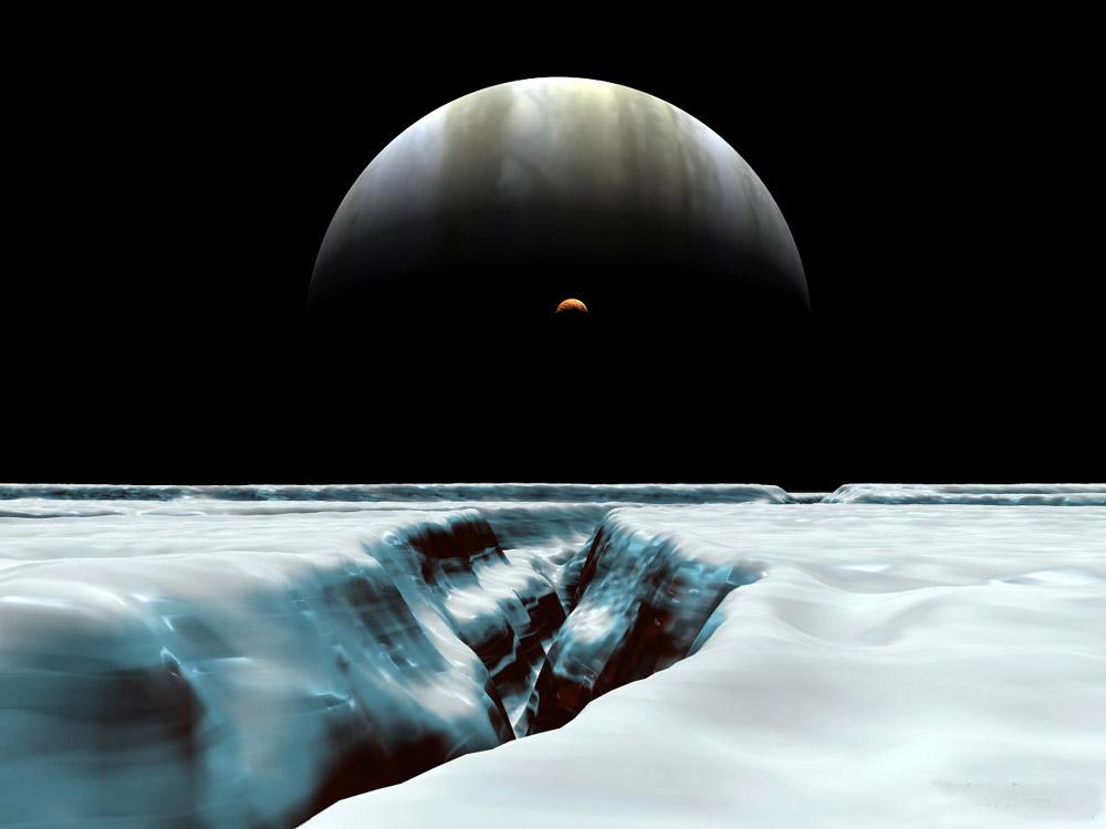 planets 5 Иные миры: Далекий космос глазами художника