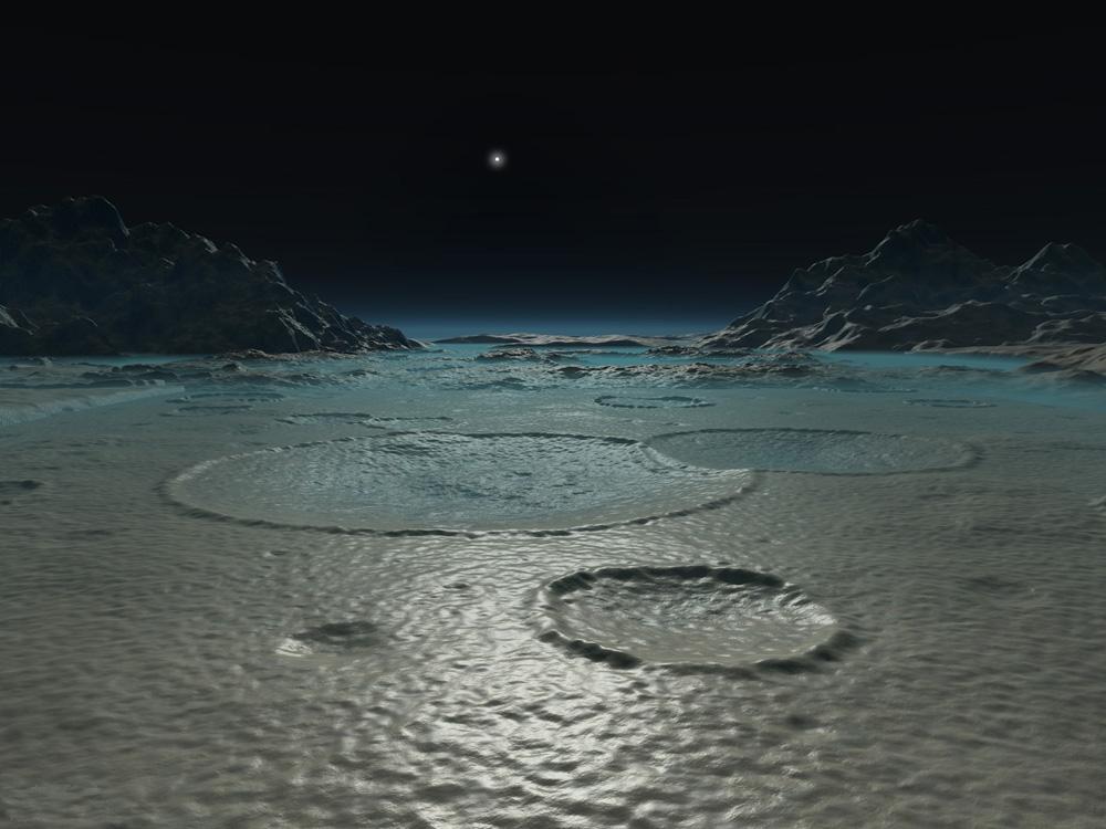 planets 9 Иные миры: Далекий космос глазами художника