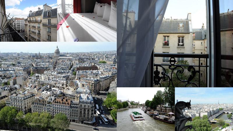 Отели Парижа: необычные и обычные