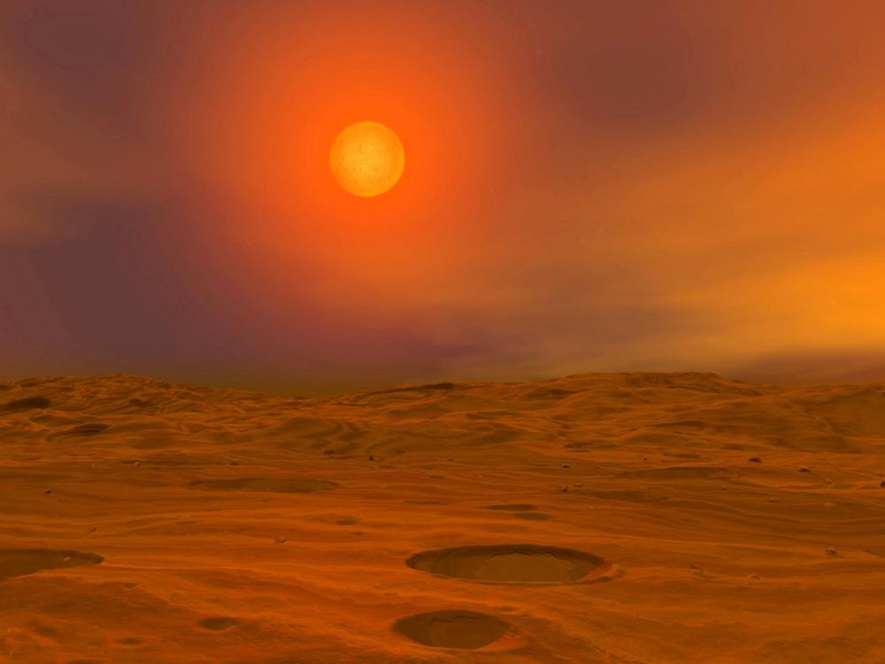 space15 Иные миры: Далекий космос глазами художника