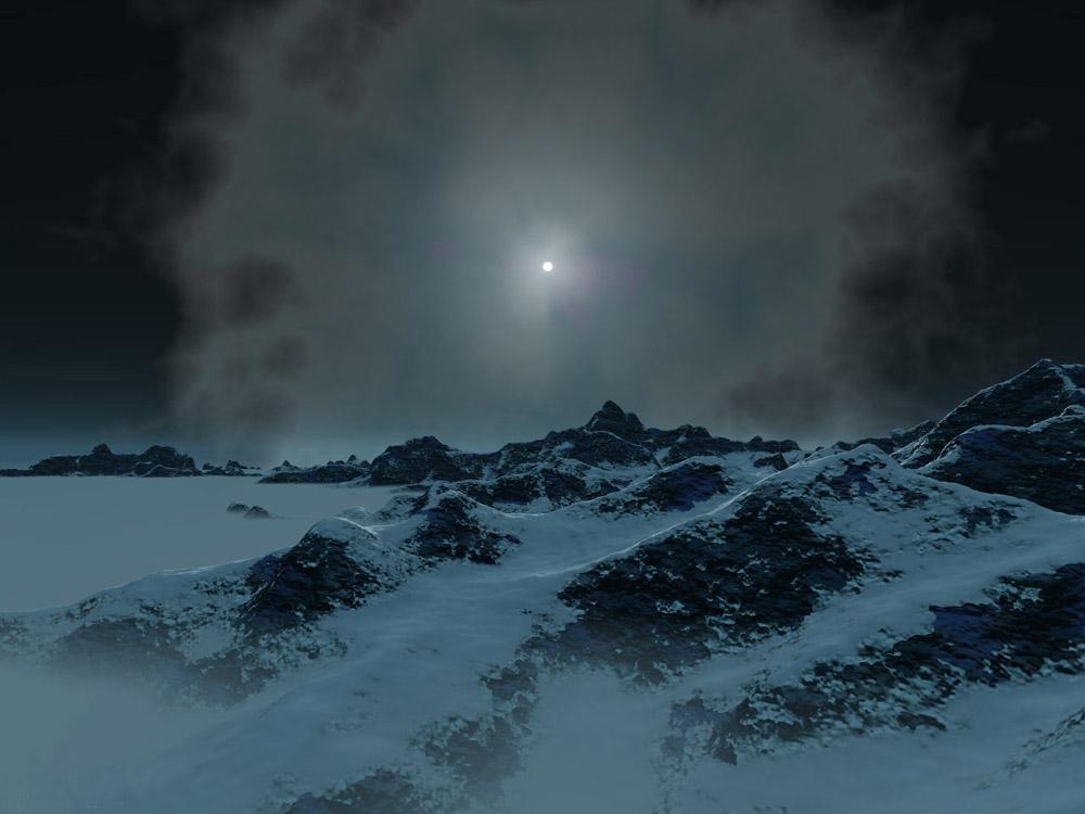 space16 Иные миры: Далекий космос глазами художника