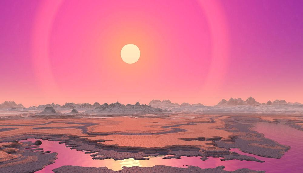 space17 Иные миры: Далекий космос глазами художника