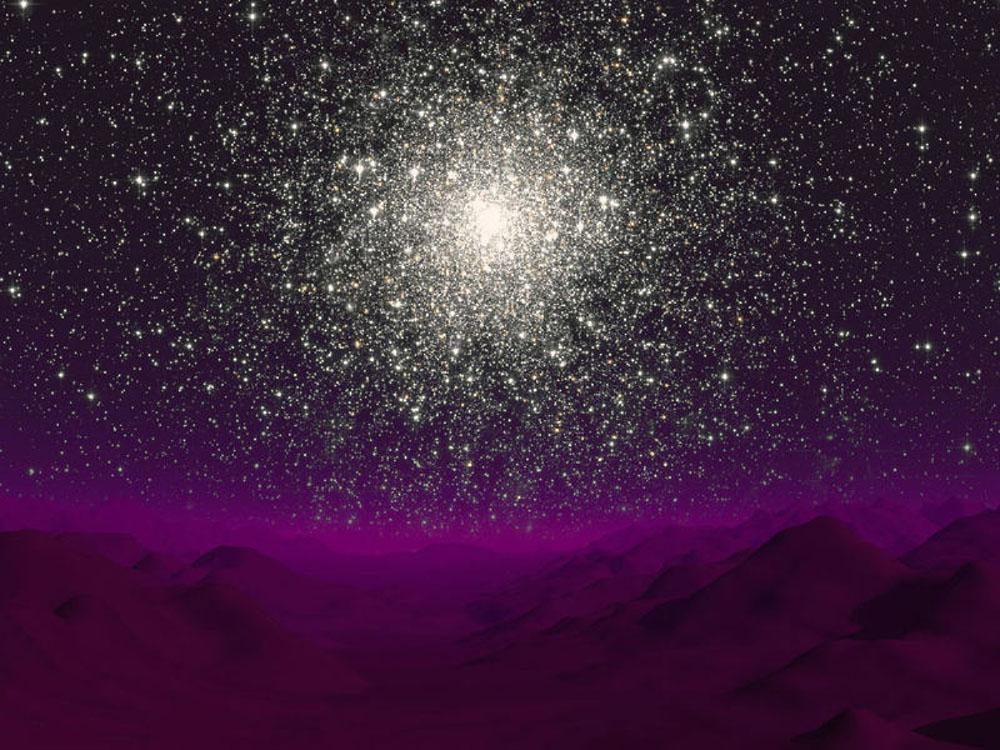 space18 Иные миры: Далекий космос глазами художника