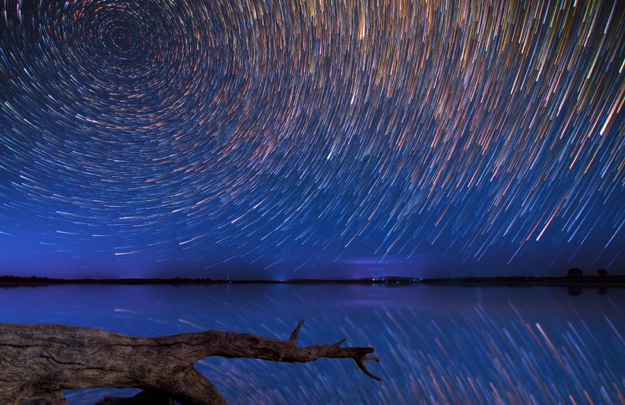 startrails10 Путешествия звёзд по ночному небу Австралии