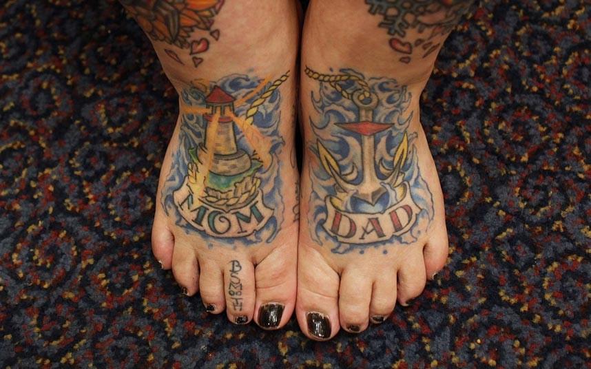 tattoo 03 Среди американцев разыгралась тату мания