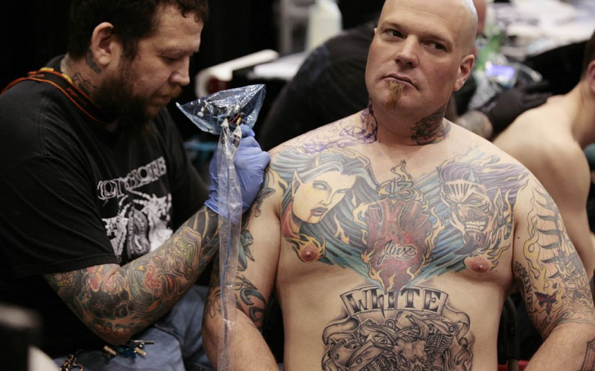 tattoo 04 Среди американцев разыгралась тату мания