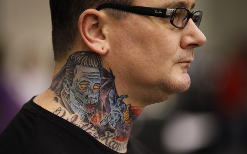 tattoo 06 Среди американцев разыгралась тату мания