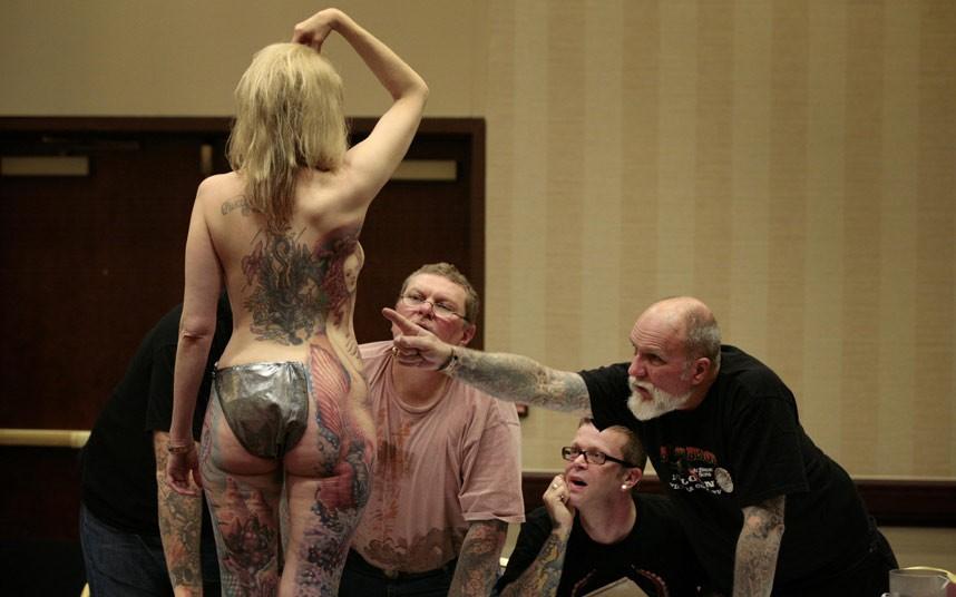tattoo 07 Среди американцев разыгралась тату мания