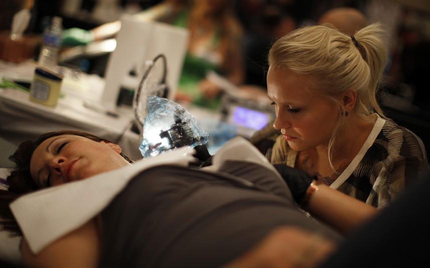 tattoo 10 Среди американцев разыгралась тату мания