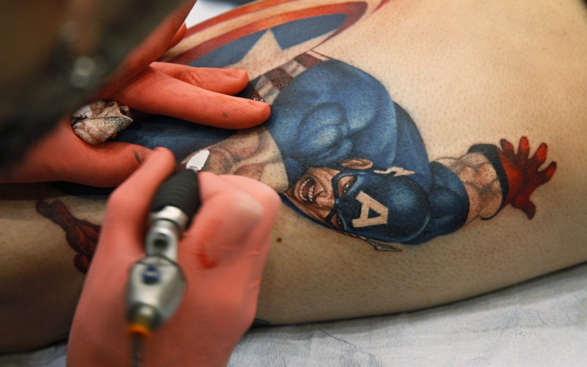 tattoo 11 Среди американцев разыгралась тату мания