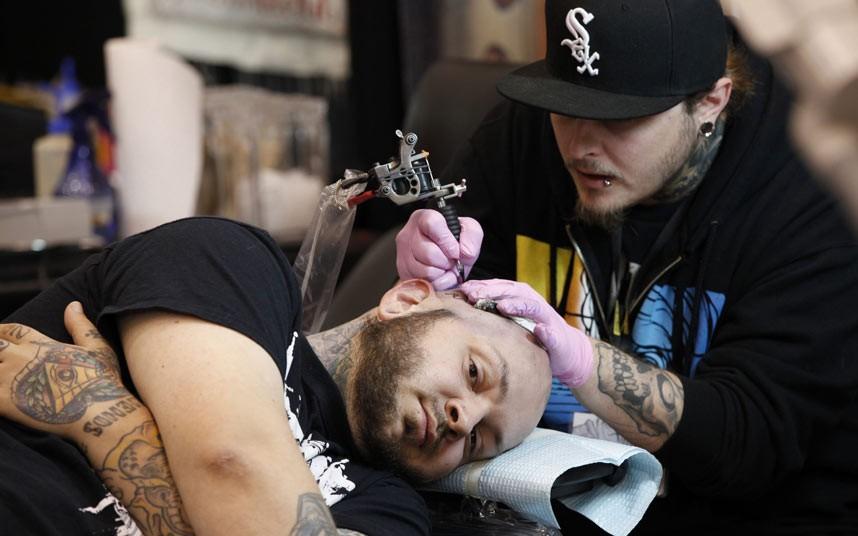 tattoo 12 Среди американцев разыгралась тату мания