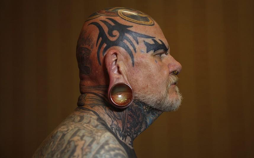 tattoo 13 Среди американцев разыгралась тату мания