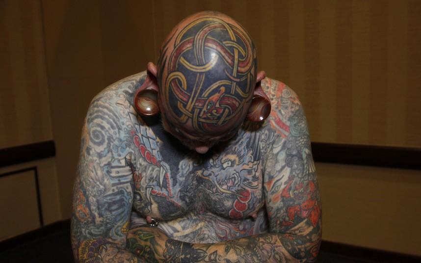tattoo 14 Среди американцев разыгралась тату мания
