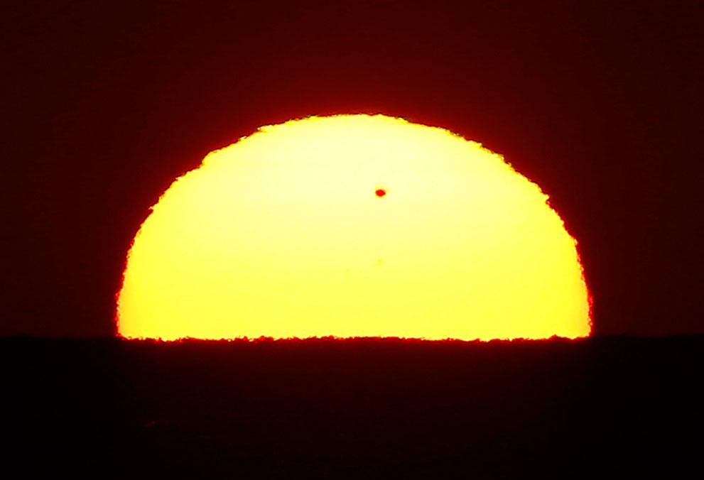 venus27 Транзит Венеры 2012