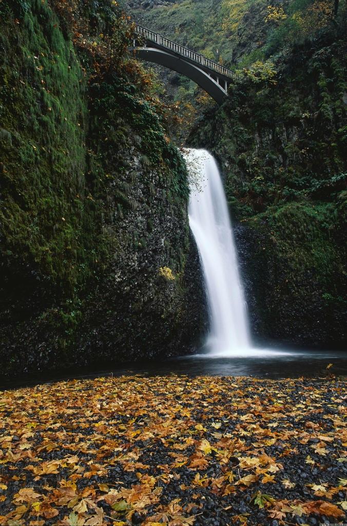 waterfall03 Водопад Малтнома