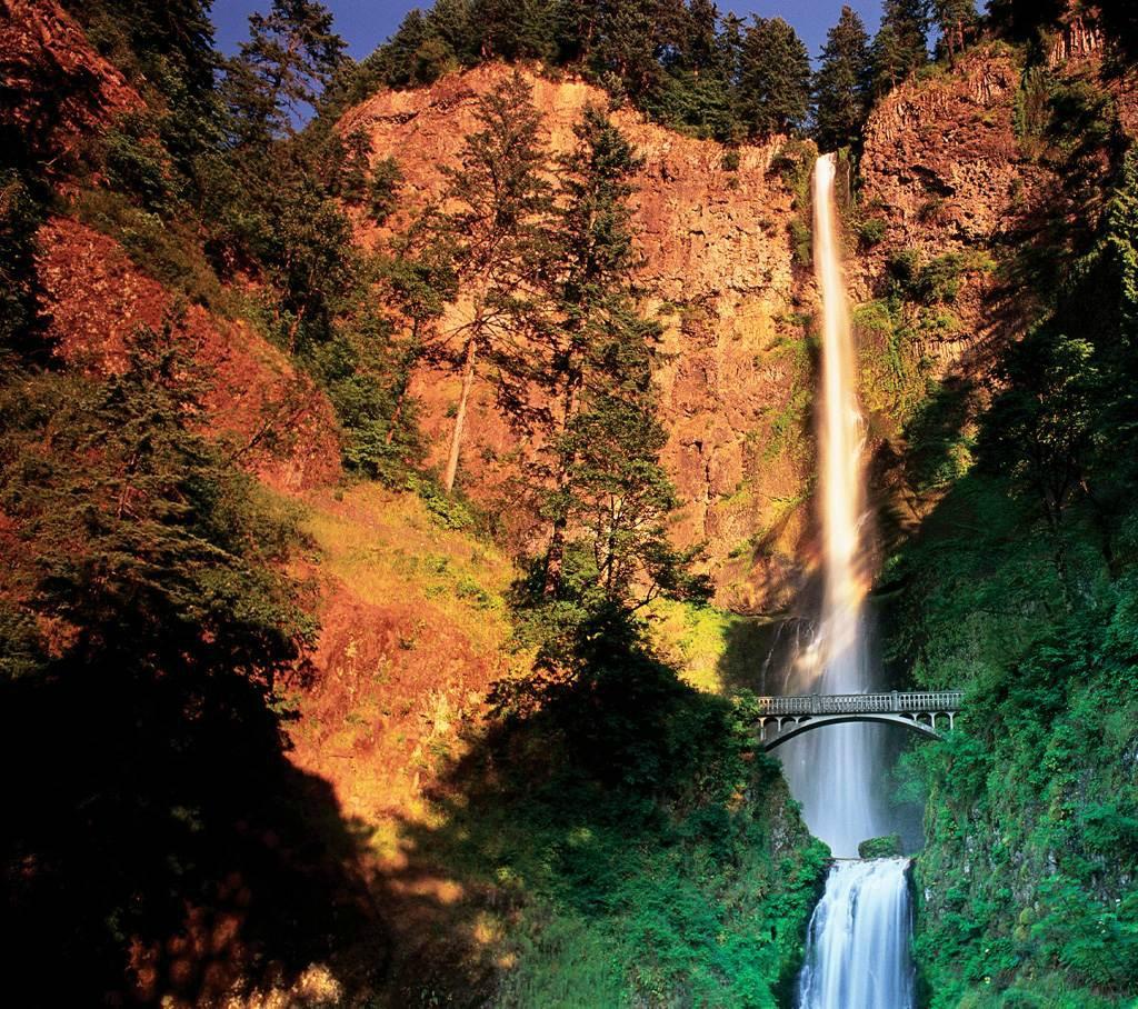 waterfall04 Водопад Малтнома