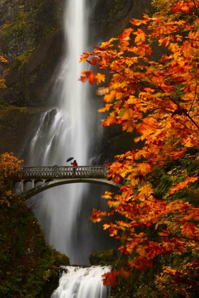 waterfall09 Водопад Малтнома