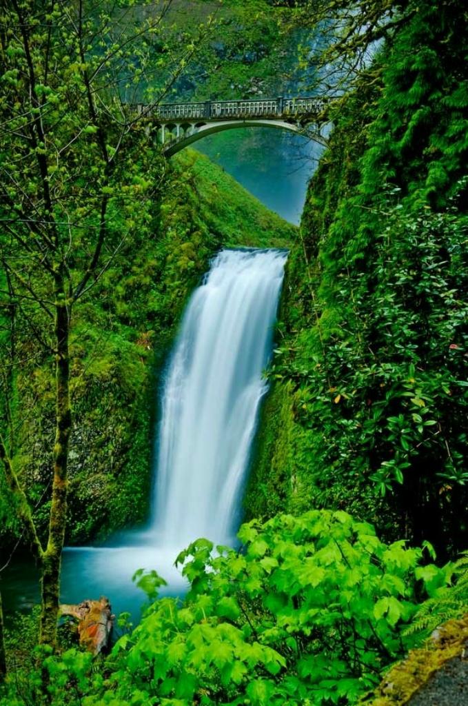 waterfall11 Водопад Малтнома