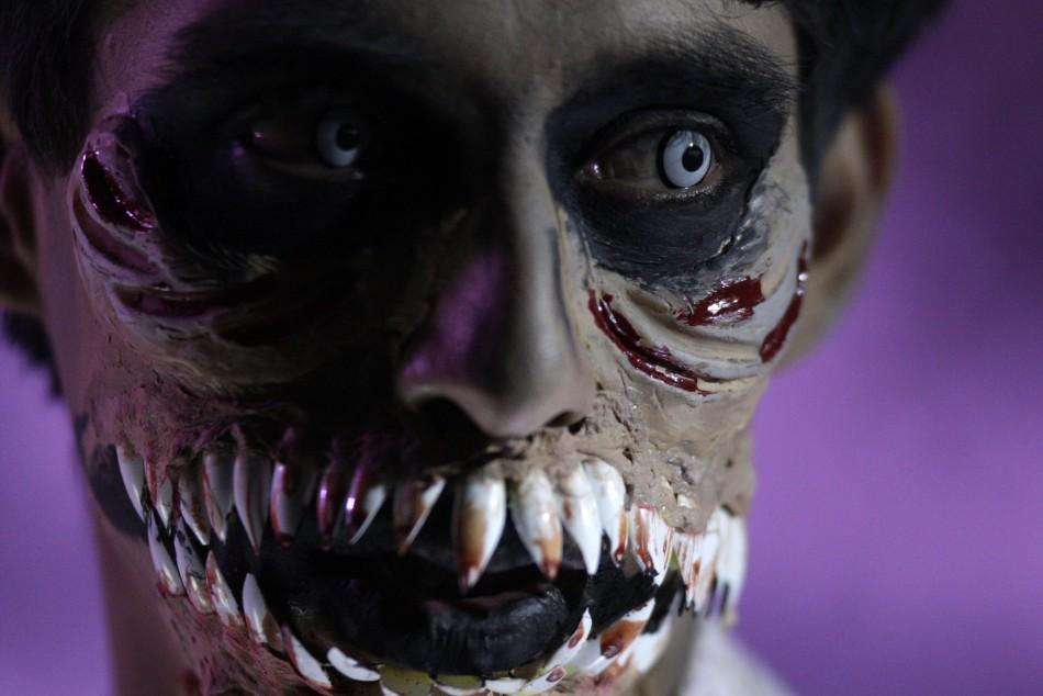 zombie 1 Угроза зомби апокалипсиса в фотографиях