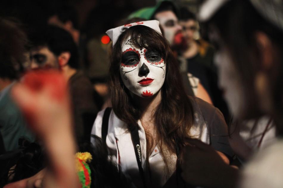zombie 19 Угроза зомби апокалипсиса в фотографиях