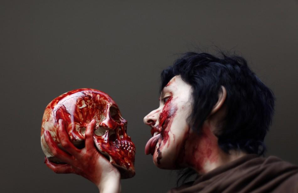 zombie 20 Угроза зомби апокалипсиса в фотографиях