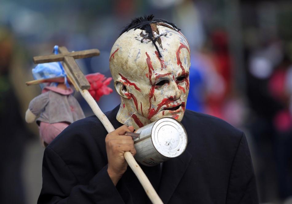 zombie 23 Угроза зомби апокалипсиса в фотографиях