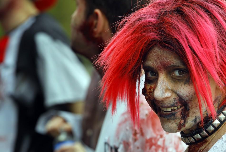 zombie 5 Угроза зомби апокалипсиса в фотографиях