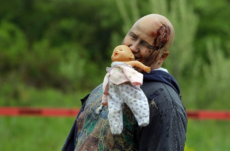 zombie 6 Угроза зомби апокалипсиса в фотографиях