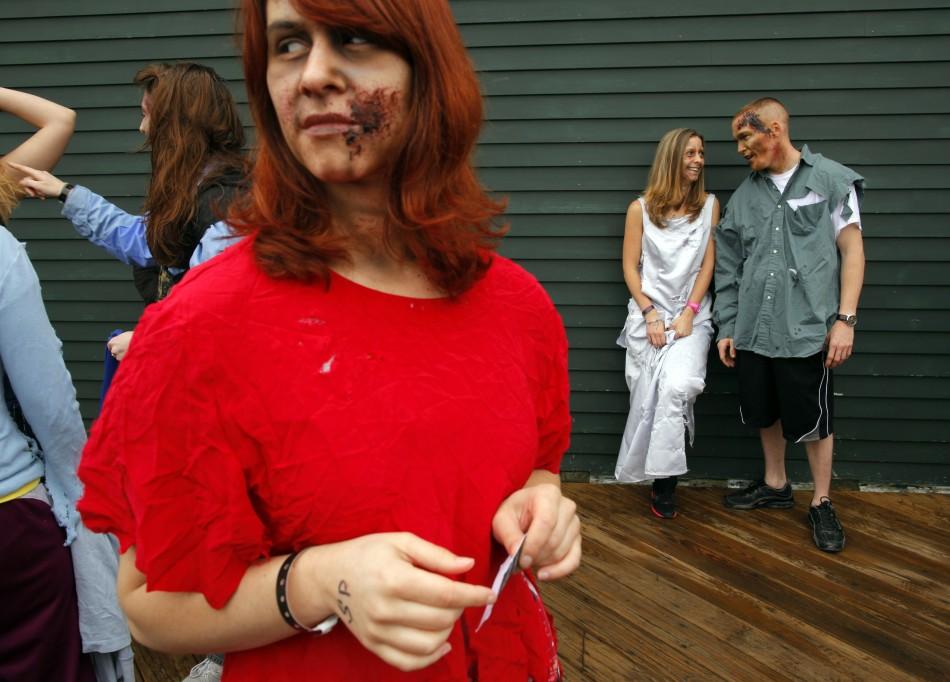 zombie 7 Угроза зомби апокалипсиса в фотографиях
