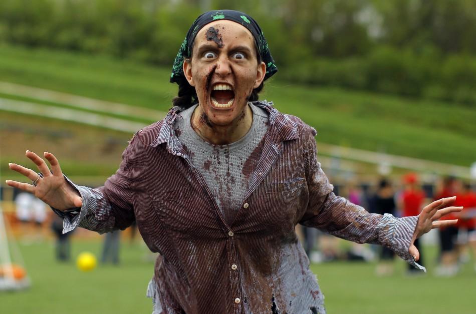 zombie 8 Угроза зомби апокалипсиса в фотографиях
