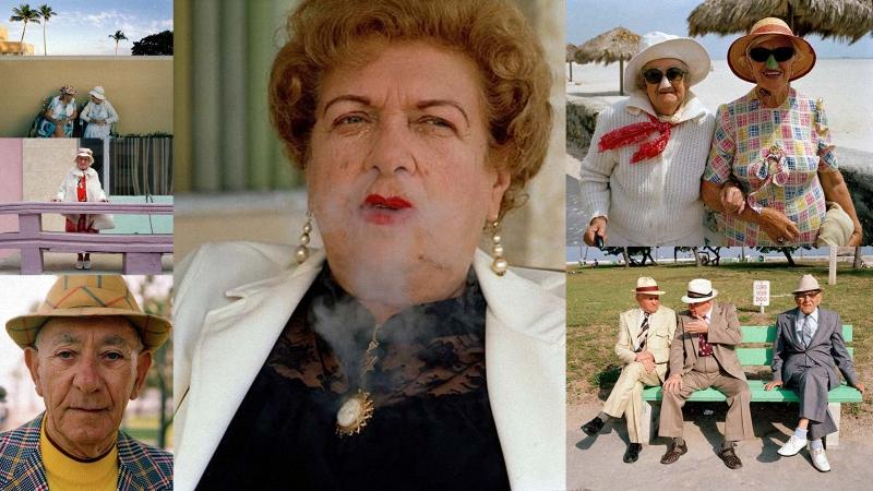 Гламурные пенсионеры Майами