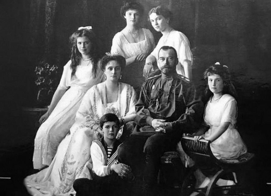 0035 Частная жизнь царской семьи