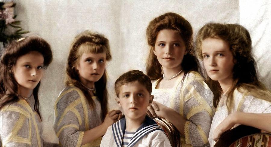0055 Частная жизнь царской семьи