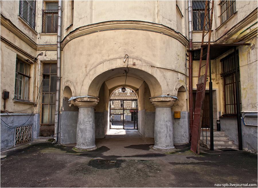 00919 Непарадная Москва