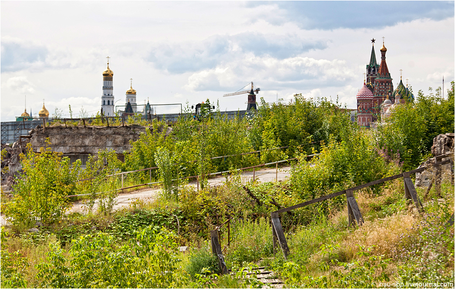 01417 Непарадная Москва