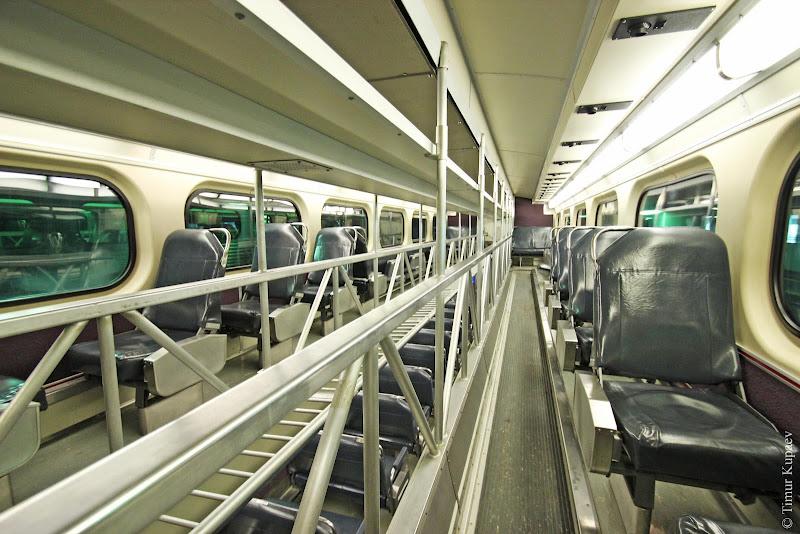 1039 Пригородные поезда в Америке
