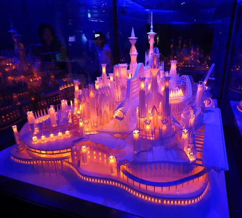 1104 Бумажный замок