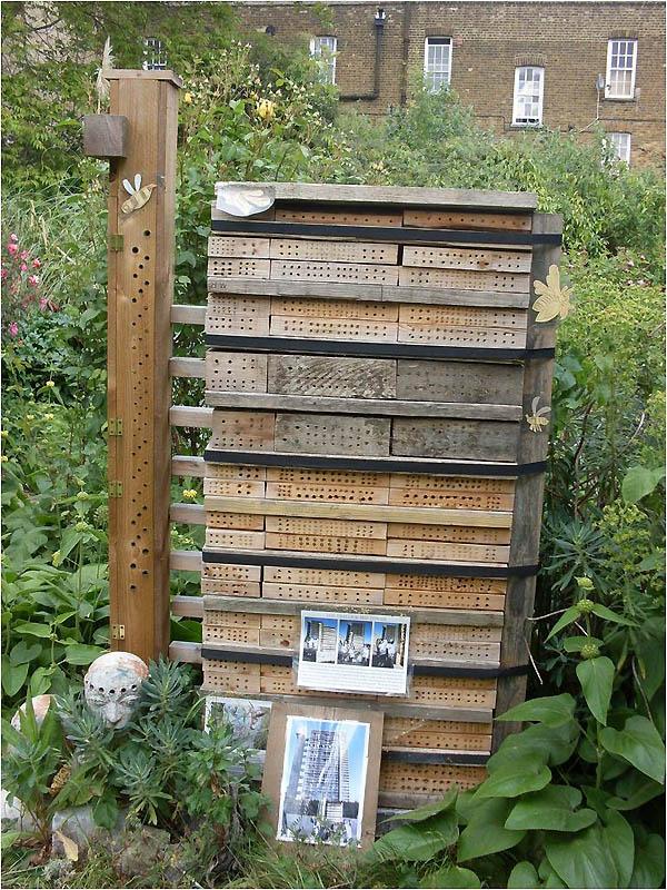 1148 Добро пожаловать в пчелиный отель!